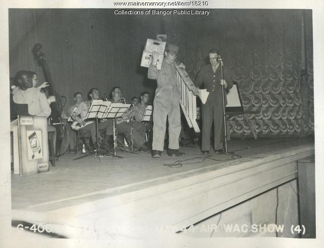 Air WAC Show, Dow Field, 1944