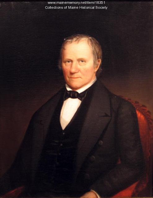 Judge Ashur Ware, 1846