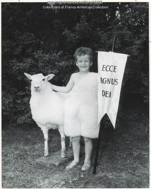 Greg Gosselin, Lewiston, 1965