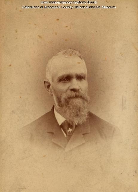 B. B. Chandler, Aroostook County, c. 1888