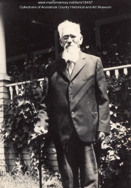 John Green, Houlton, c. 1938