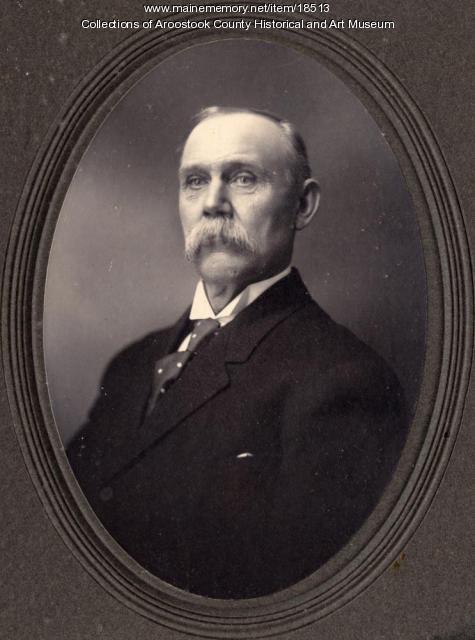 Daniel C. Libby, Amity, ca. 1900