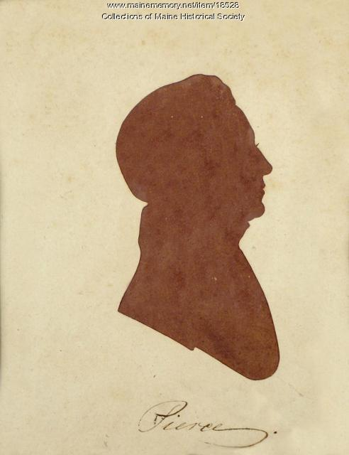 George Washington Pierce, ca. 1832