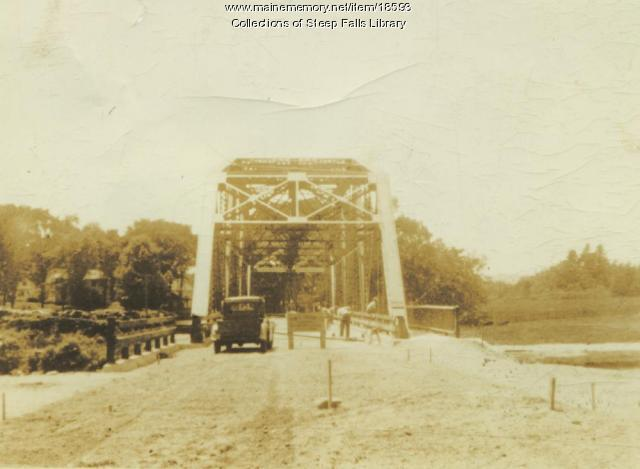 Bridge building, 1937
