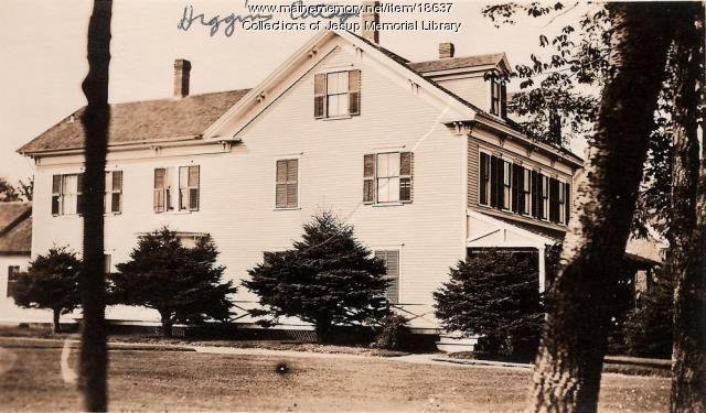 Higgins Cottage