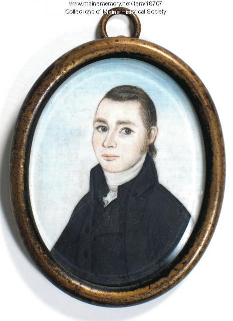 Stephen Longfellow IV, Portland, ca. 1801