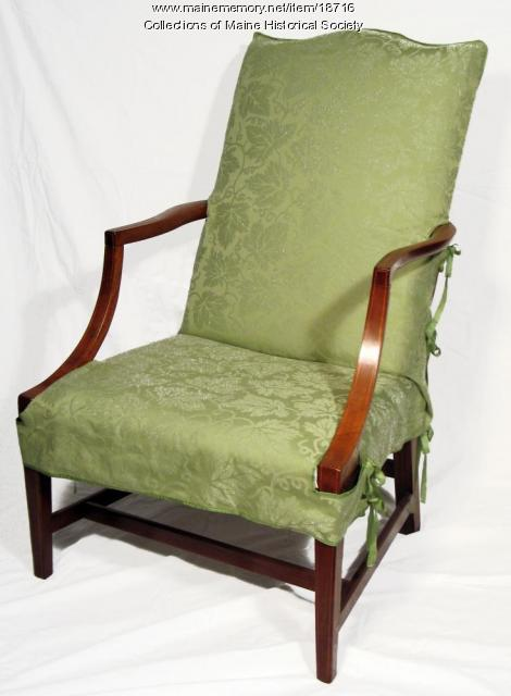 Lolling chair, 1805