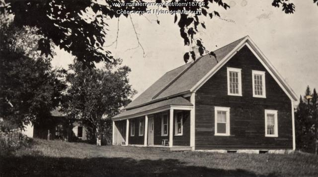 Andrias Dygd farm, New Sweden, ca. 1922