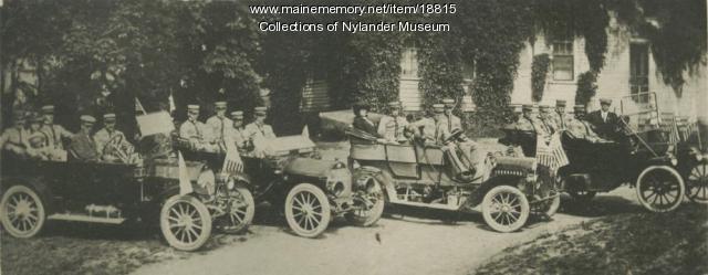 New Sweden Concert Band, ca. 1922