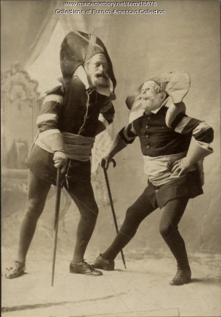 'Les Cloches de Corneville,' Lewiston, 1896