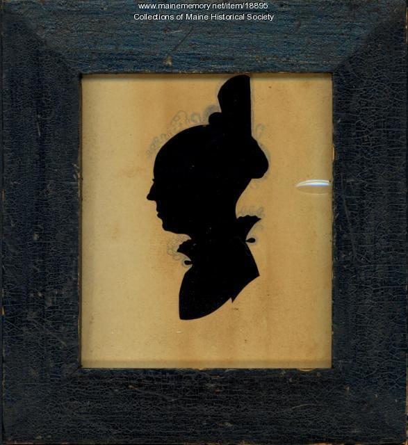Sally Chamberlin, ca. 1810