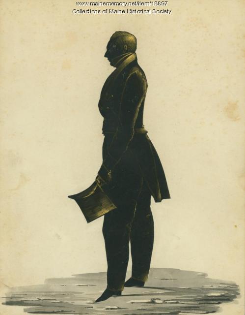 John Braser Davis, ca. 1826