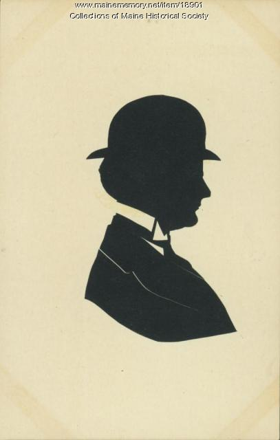 Fred A. Millett, 1907