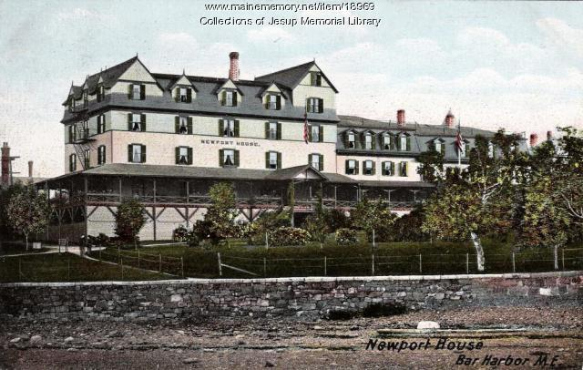 Newport House, Bar Harbor, ca. 1909