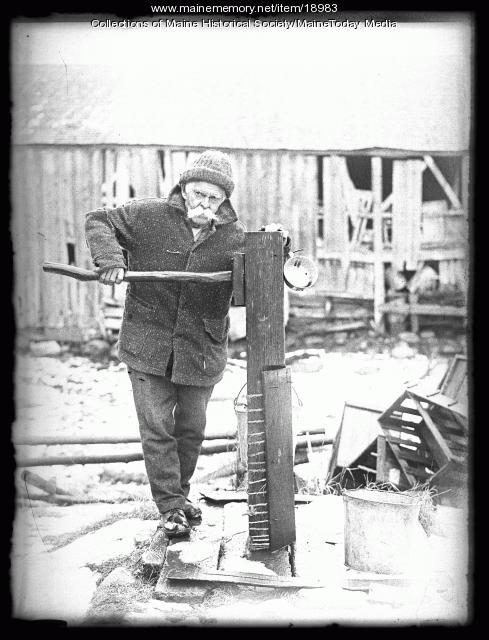 Mellie Dunham, Norway, ca. 1925