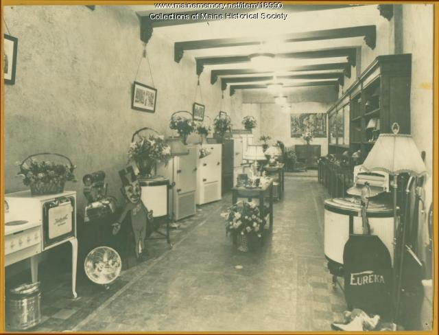 Central Maine Power Company appliance store
