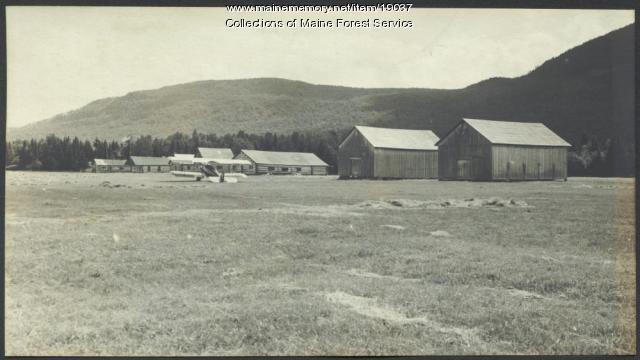 Rock Pond Farm, 1932