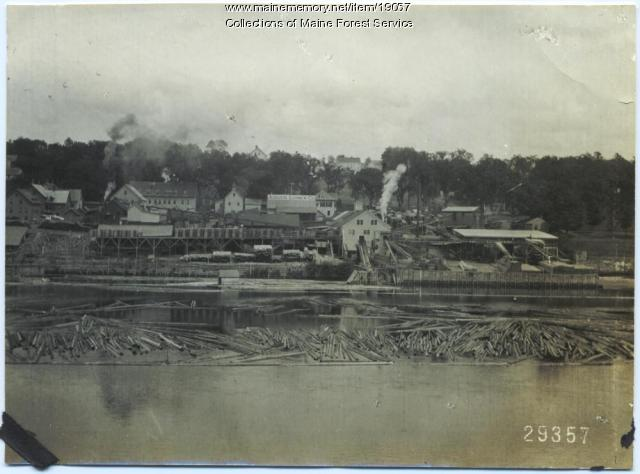 Augusta Lumber Co., ca. 1920