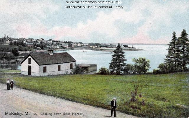 McKinley Maine