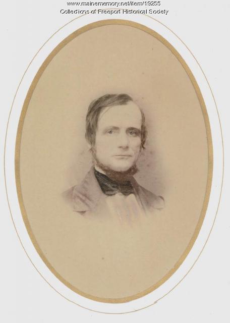 Capt. John Griffin Dillingham, Freeport, ca. 1861