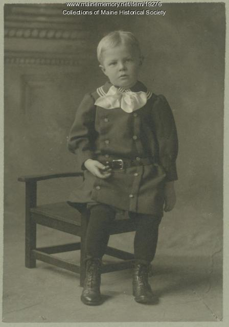Arthur Ek, Portland, ca. 1906