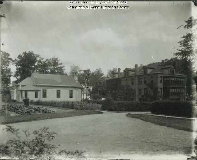 Deering Convent, Portland, ca. 1900
