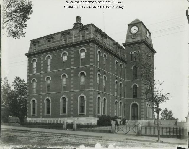 North School, Portland, ca. 1900
