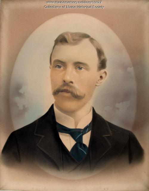 Emil Ek, ca. 1890