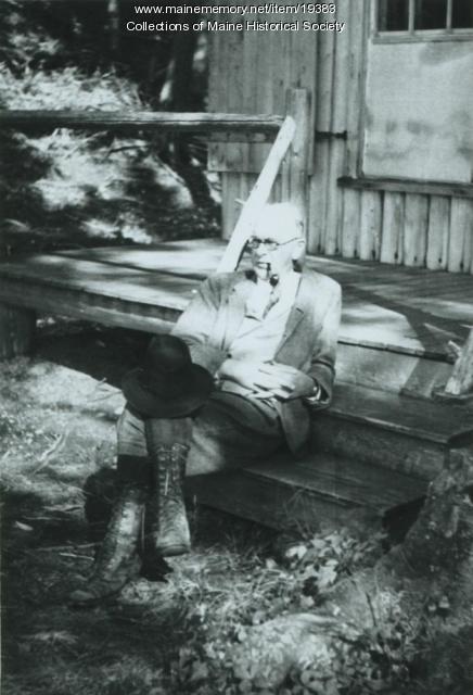 Harris D. Colt, Parmachenee, ca. 1940