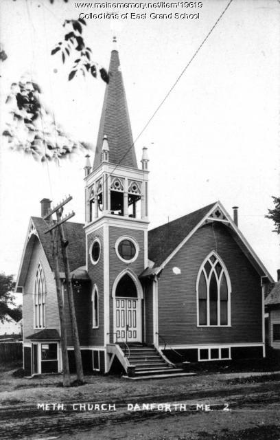 Danforth Methodist Church