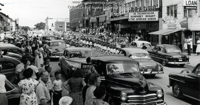 Presque Isle Parade