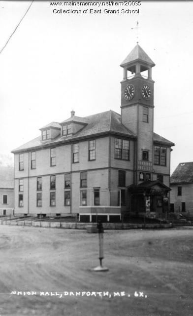 Union Hall, Danforth
