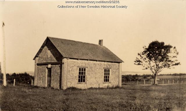 Madawaska School, ca. 1938