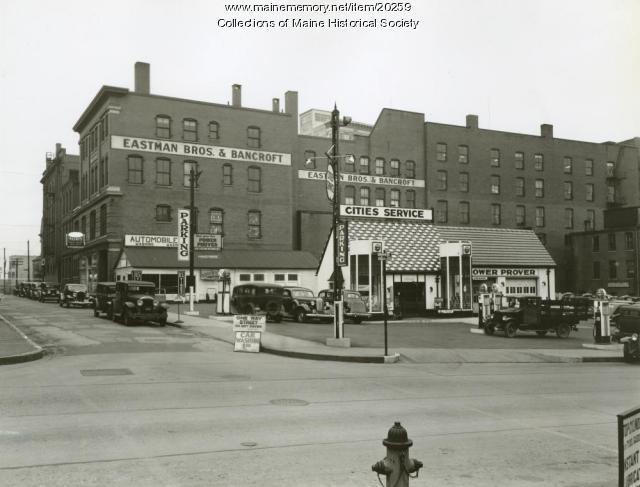Eastman Bros. & Bancroft, Portland, ca. 1935