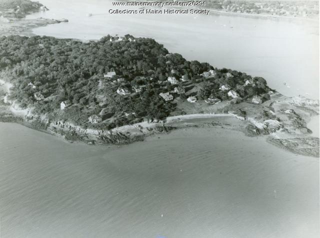 Little Diamond Island, 1939