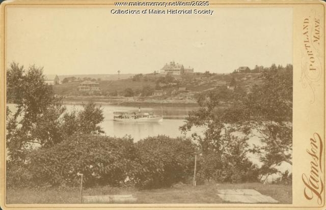 Great Diamond Island, Portland, 1891