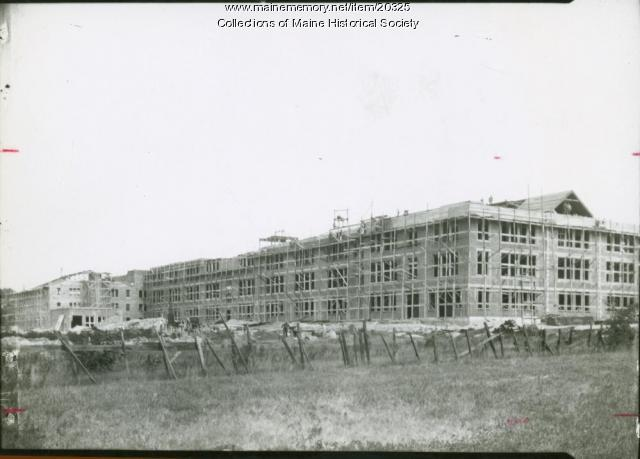 Deering High School, Portland, 1922