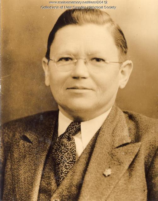 Walter Anderson, New Sweden, ca. 1930