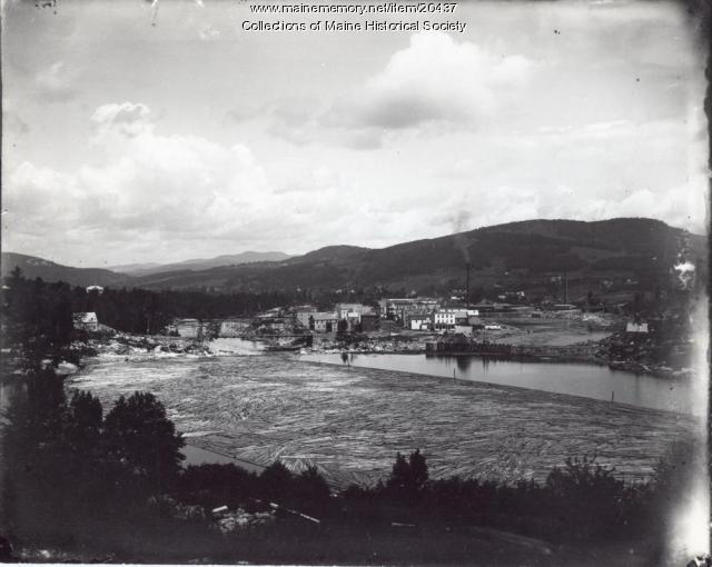Rumford mills, ca. 1895