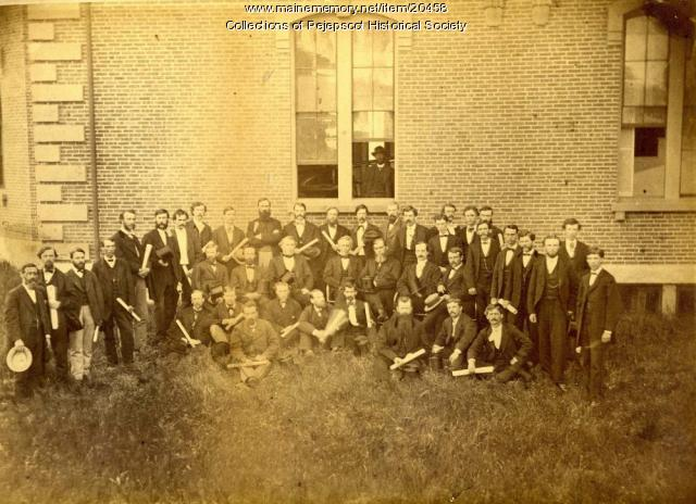 Graduation Class of Maine Medical School