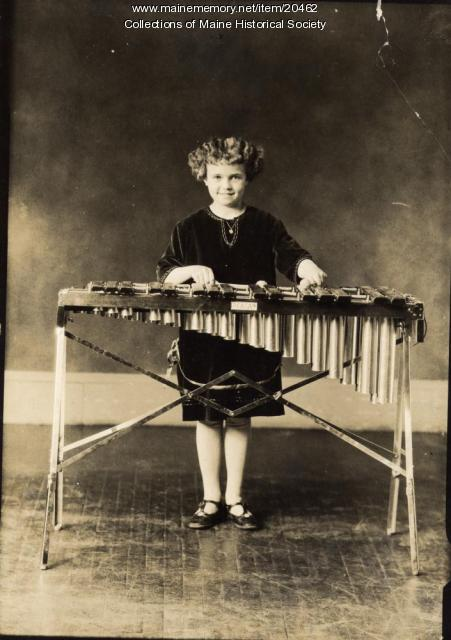 Barbara Corbett, Portland, ca. 1925