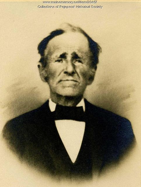 Elijah Kellogg, Harpswell, ca. 1880