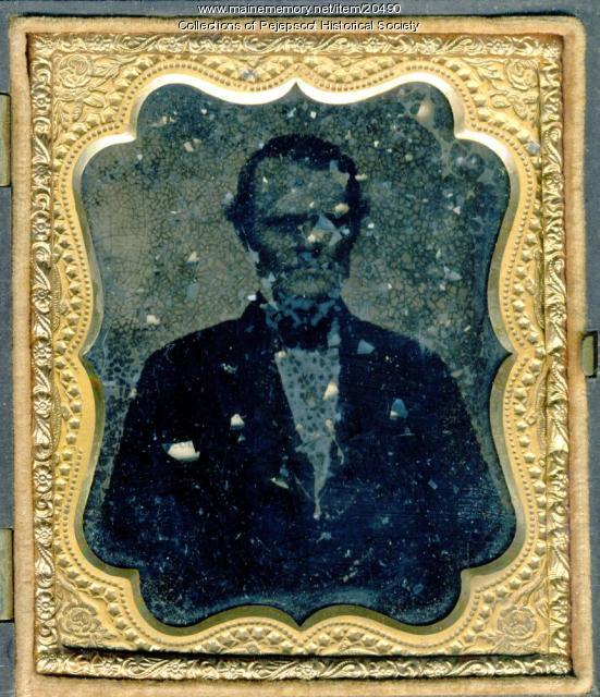James H. Dunning daguerreotype, ca. 1860