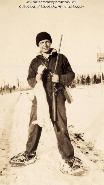 Hunter, Stockholm, c. 1930
