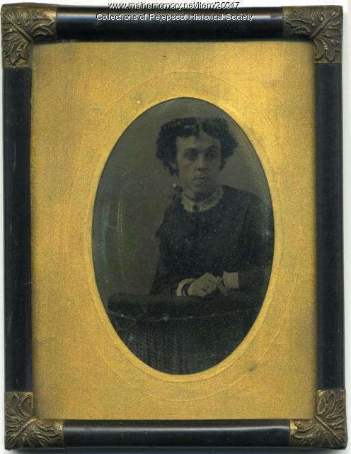 Annette Merryman, Brunswick, ca. 1880