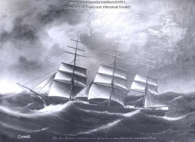 Ship Sam Skolfield 2nd