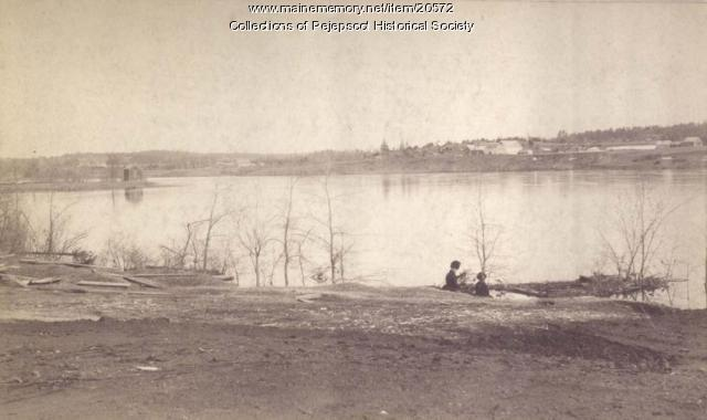 Androscoggin River, ca. 1900
