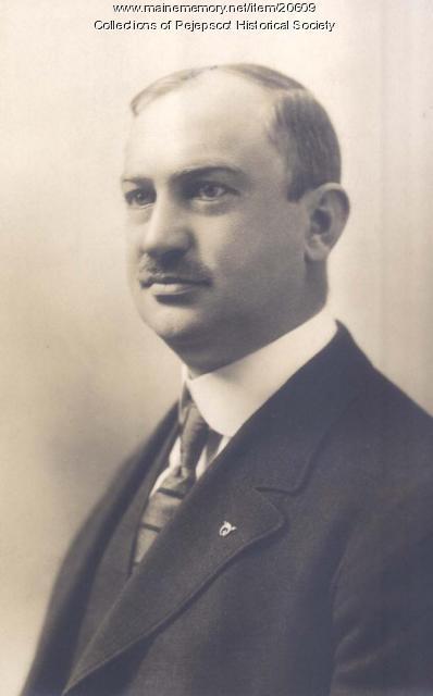 Edward W. Wheeler, Brunswick, ca. 1920