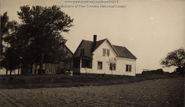 Jepson Farm, New Sweden, ca. 1938