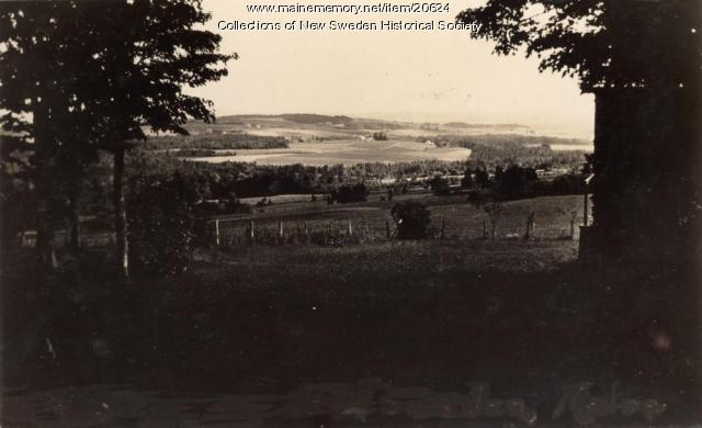 New Sweden fields, ca. 1938